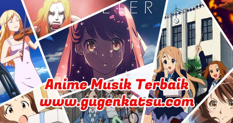 anime musik terbaik