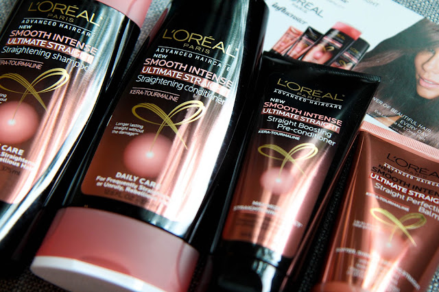 L'Oréal Paris Smooth Intense Ultimate Straight