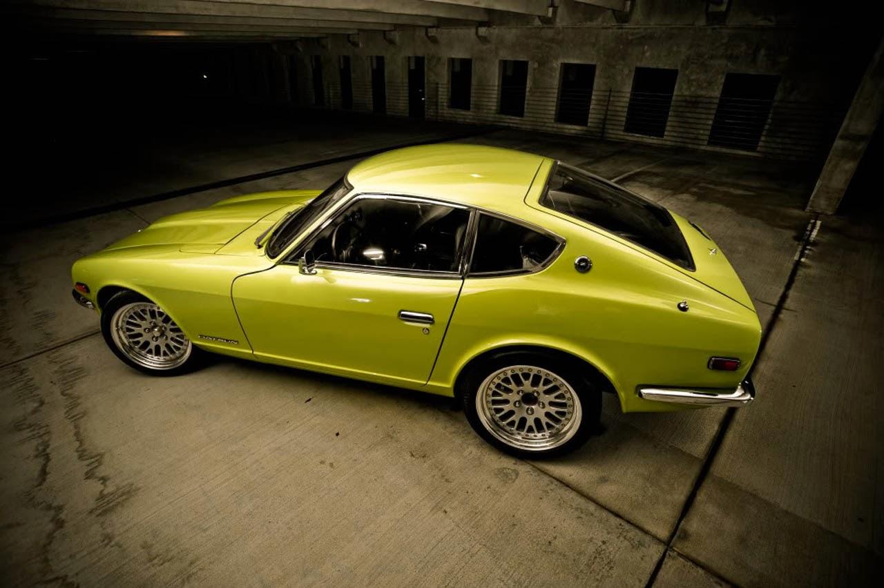 Miller Brothers Auto >> 1972 Datsun 240Z Lime Green | Auto Restorationice