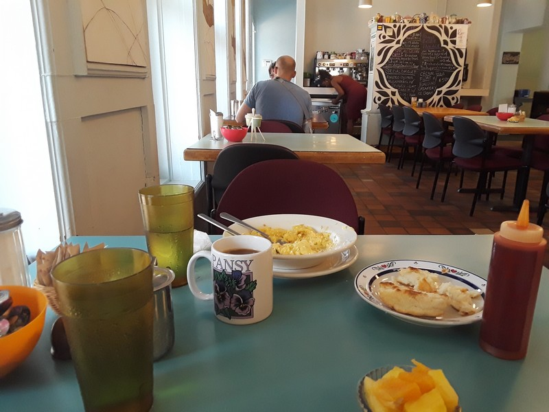 La jolie pièce de Mary's Diner