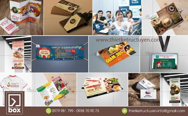Standee nhà hàng | Thiết kế - In ấn standee nhà hàng