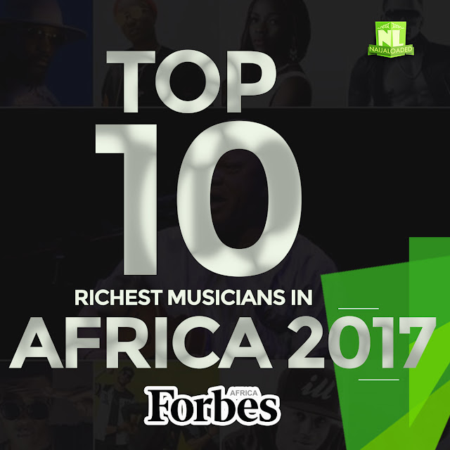 Don Jazzy, Wizkid & Davido Made The List Of Top 10 Richest Musicians