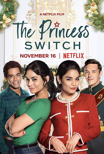 The Princess Switch (Web-DL 720p Dual Latino / Ingles) (2018)