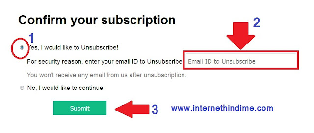 How to Remove Unwante Email