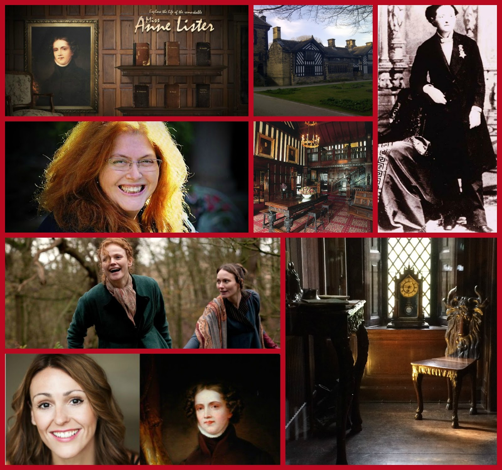 The Readiness Is All: Anne Lister and Shibden Hall