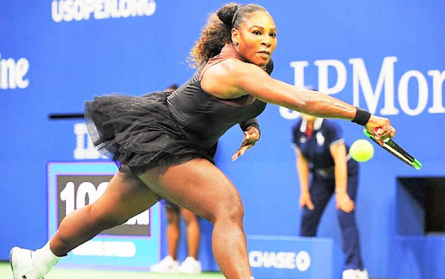 Serena Williams, Serena Williams Biography
