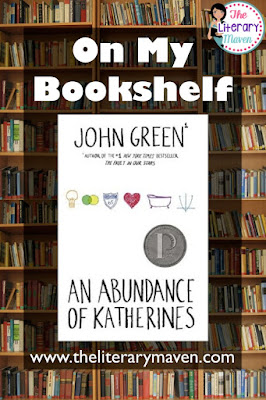 In An Abundance of Katherines by John Green, Colin has been just been dumped by his 19th Katherine when his best friend decides to take him on a road trip to help him forget his woes. Bromance and romance full of mathematical problems, historical references, word puzzles, and footnotes ensues. Read on for more of my review and ideas for classroom use.