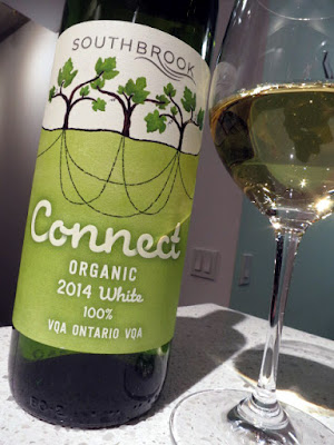 Southbrook Connect Organic White 2014 (86 pts)