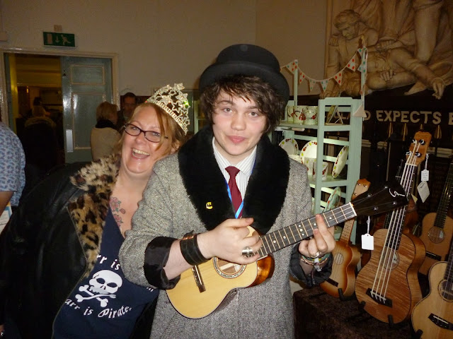Jake Smithies at Grand Northern Ukulele Festival