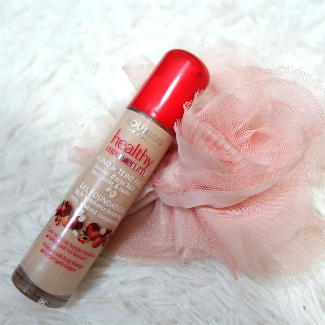 Bourjois Healthy Mix Serum Foundation in 51 Vanille Clair Review