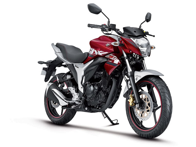 best bikes under 80000, Suzuki gixxer