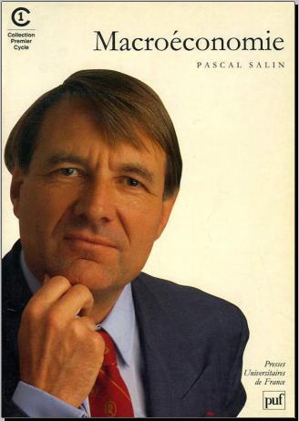 Livre : Macroéconomie – Pascal Salin - telecharger Gratuitement