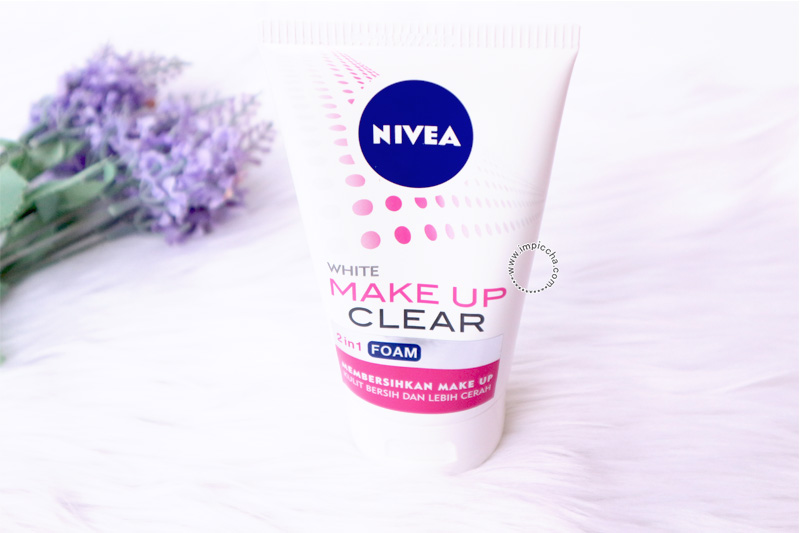 Nivea Makeup Clear Foam