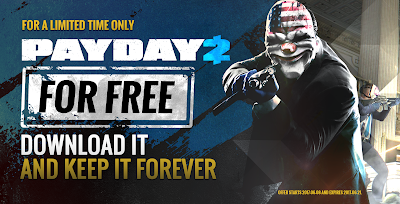 Free Steam Game Giveaway - PAYDAY 2 ~ Indie Kings