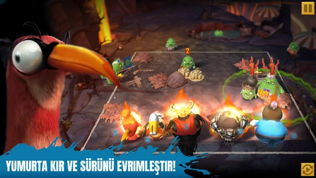 angry birds evolution hileli apk indir