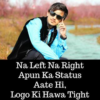 TOP 100 High Attitude Whatsapp Status in Hindi