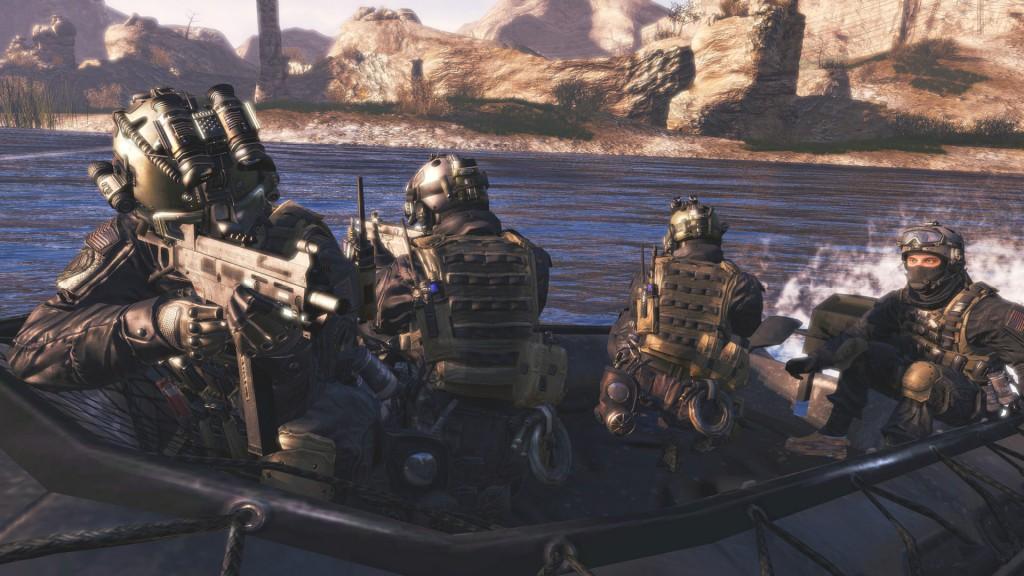 Call of Duty modern warfare 2 free download