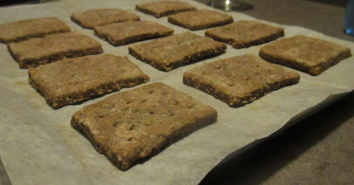 Fornelli in fiamme homemade crackers yeast free with for Case di cracker di florida