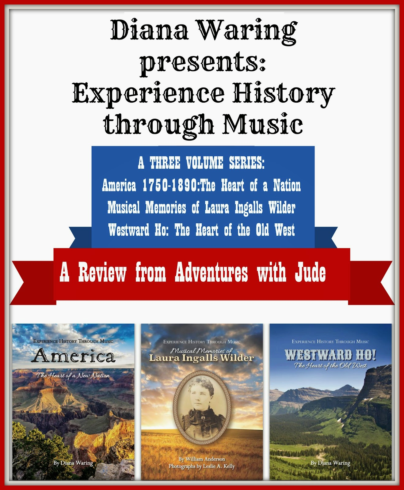 Diana Waring presents: Experience History through Music