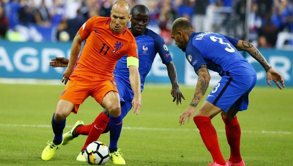 مباراة فرنسا وهولندا بث مباشر اليوم 16-11-2018 الامم الاوروبية