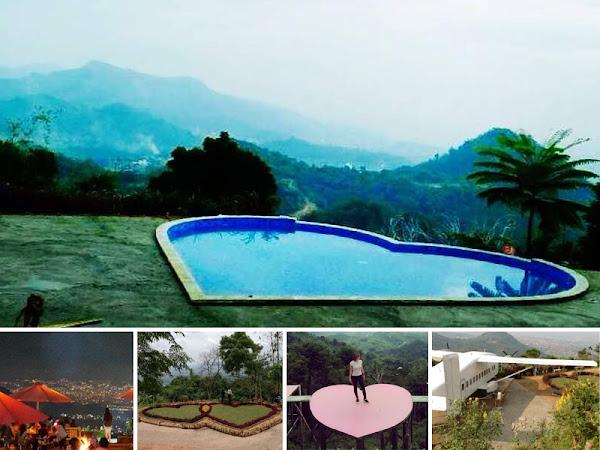 Kolam Renang Taman Love Sadu Soreang
