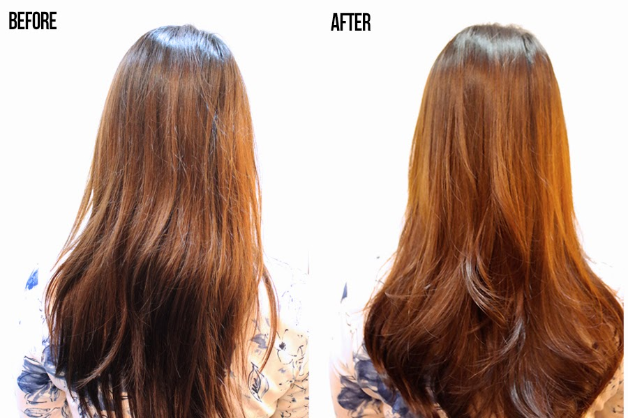 Style Of Korea By Dusol Beauty After Sun Hair Treatment