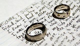 Cara menulis janji pernikahan