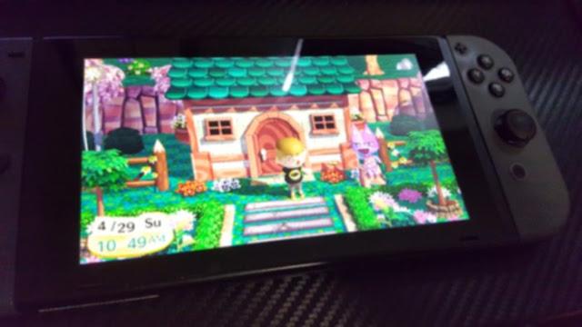 Animal Crossing llega a Nintendo Switch en forma de fake