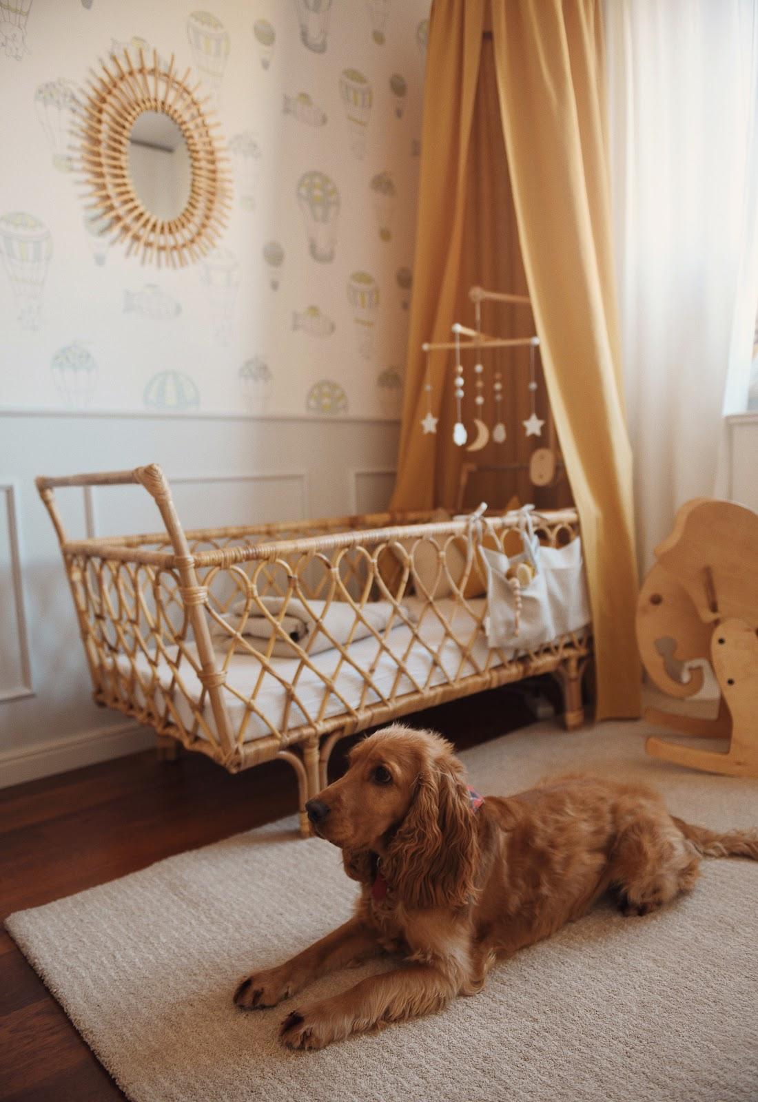Pokój dziecka  – miejsce, które powstało z myślą o moim synku