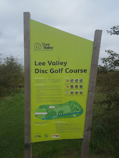 Lee Valley Disc Golf Course