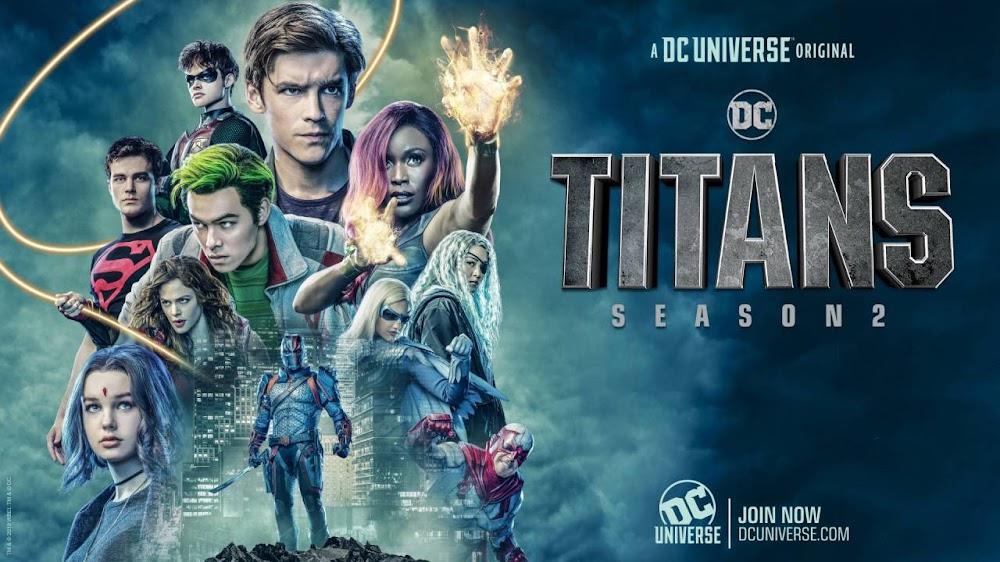 Titans: 2×11