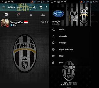 Bbm mod Juventus terbaru v3.2.3.11 apk