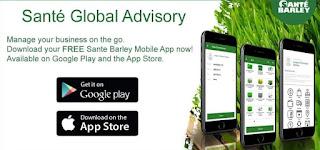 Sante Barley App