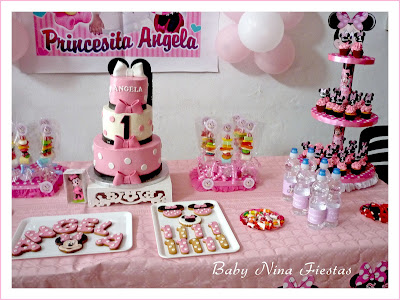 Cumple Minnie Mouse