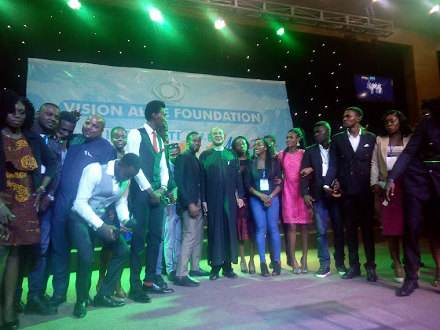 2017 International Youth Day Conference Holds In Aba, Abia State