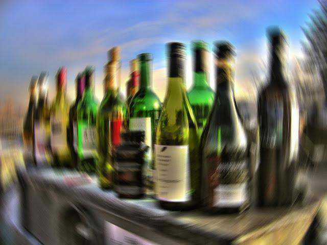 لماذا تسبب الخمر عدم وضوح في الرؤية