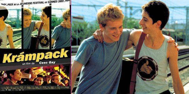 Krampack, película