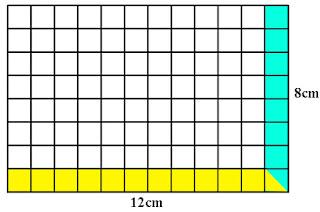 Bangun datar Matematika terdapat bermacam-macam bentuk Rumus Luas dan Keliling Persegi Panjang