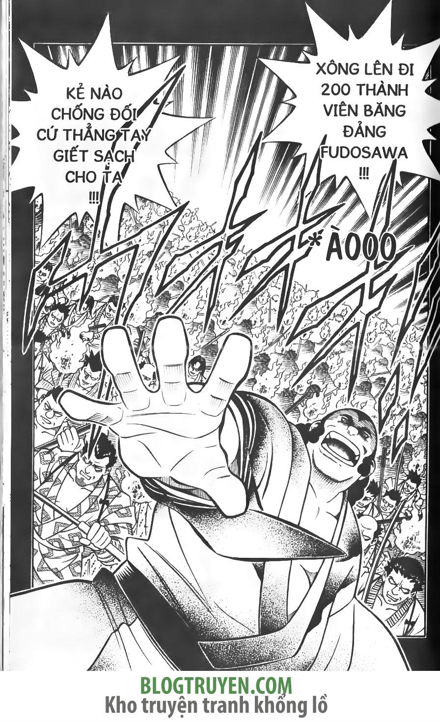 Rurouni Kenshin chap 231 trang 19
