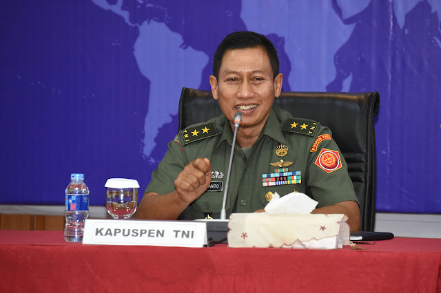 Kapuspen TNI : Isu Berita tirto.id tentang Investigasi Allan Nairn : Ahok Hanyalah Dalih Untuk Makar Adalah HOAX
