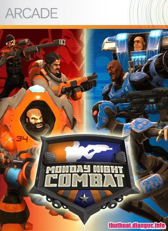 Download Game Monday Night Combat – SKIDROW Fshare