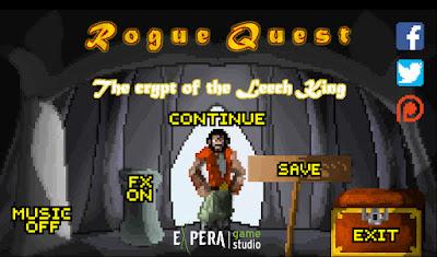 Rogue Quest per gli amanti del punta e clicca