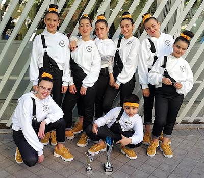 Danza Palmira Aranjuez