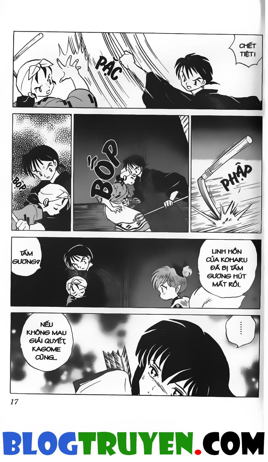 Inuyasha vol 16.1 trang 16