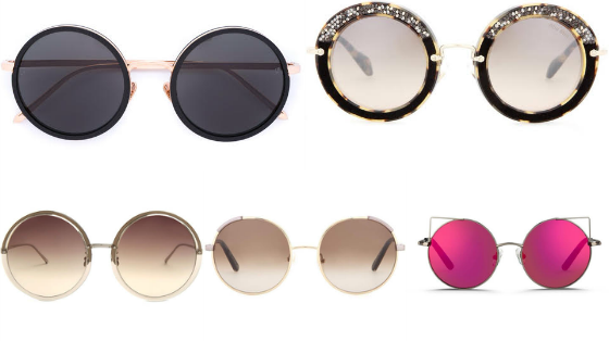 oculos redondo modelos