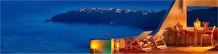 Hotel romantici Imerovigli Santorini (isole greche)