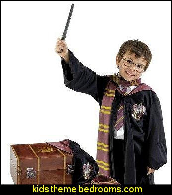 Harry Potter Trunk with Accessories