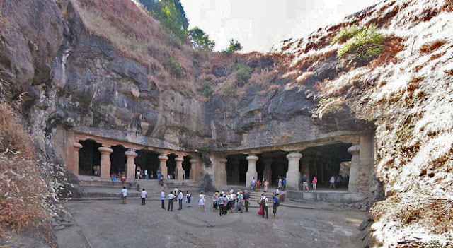 UNESCO world heritage sites elephanta caves maharashtra