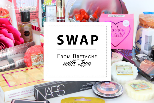 SWAP from Bretagne with Love.