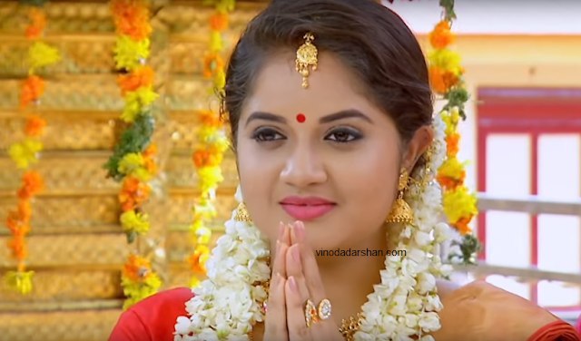 Bhagyajathakam Serial actress